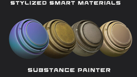 Stylized Smart Materials