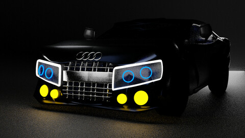 Customized Car