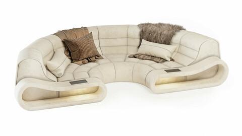 Sofa Dreams Semicircle