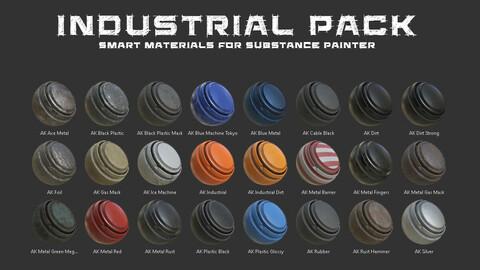 Industrial Smart Materials Pack