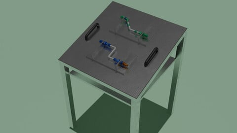 Industrial Trainer Tables