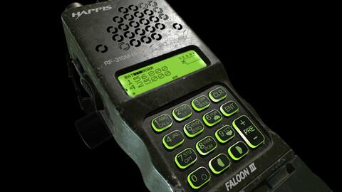 Military Radio AN PRC-152