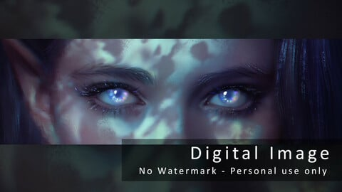 Night Eyes digital file