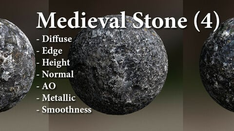 Medieval Stone (4)
