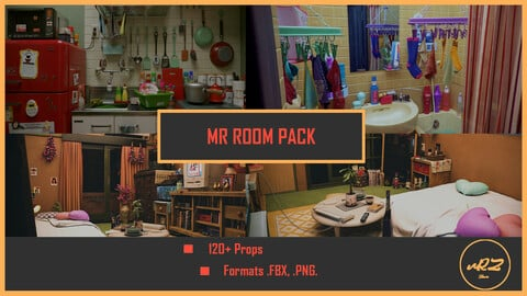 MR Room PACK