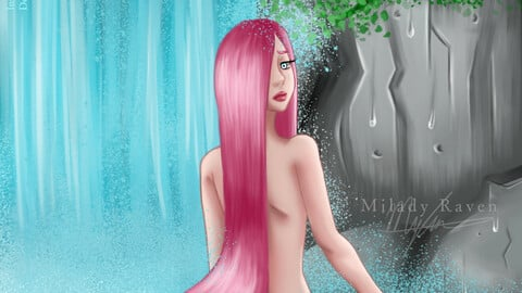 Waterfall Nymph