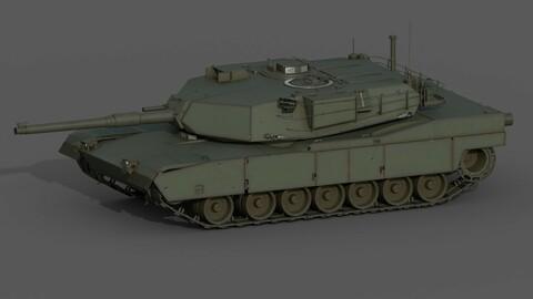 MBT M1 Abrams