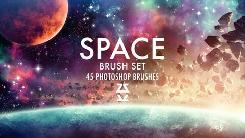 Space Brush Set