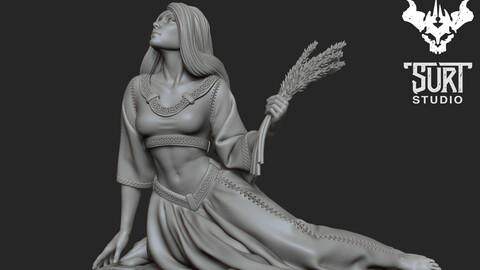 Goddess Sif