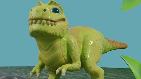 Babt T Rex
