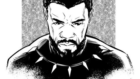 Wakanda Forever - Chadwick Boseman Tribute