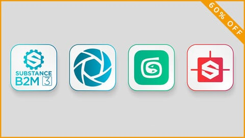 3D Software Icon Collection PSD ICO PNG