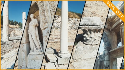 Ephesus Referance Pack - 179 Photo