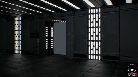 SW Interiors - Republic Venator Corridor