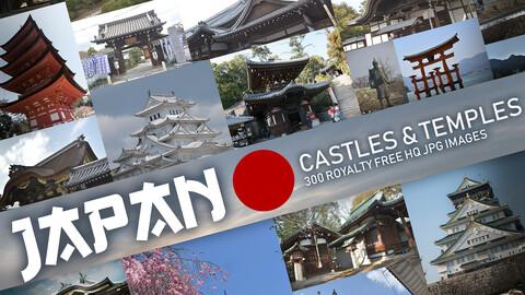 Japan - Castles & Temples