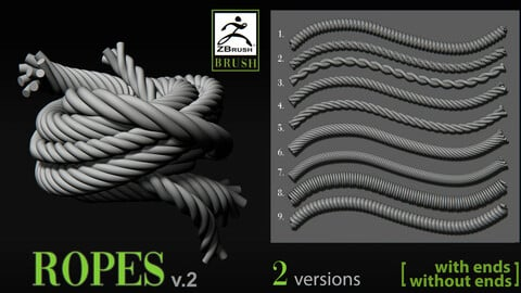 Ropes brush v2