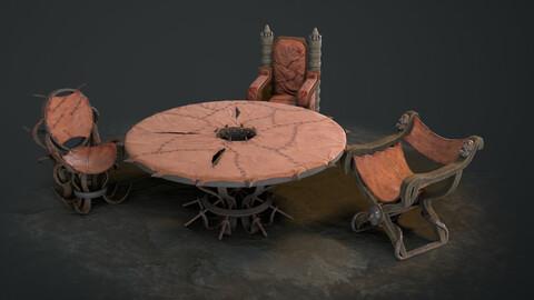 Fantasy furniture set02