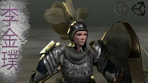 Bread knight