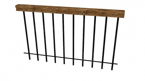 old wrought iron
