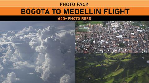 Bogota To Medellin Flight (Colombia) 400+ Photo Refs