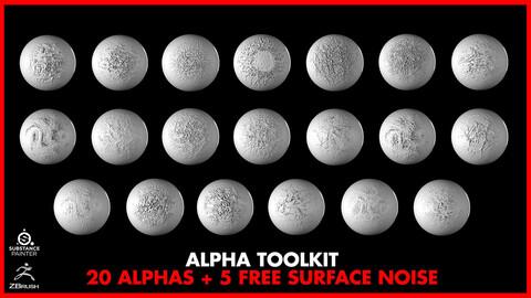 Alien Alpha Toolkit