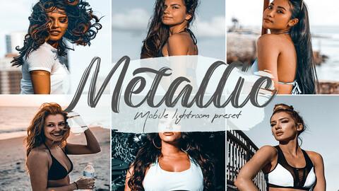Metallic Lightroom Presets