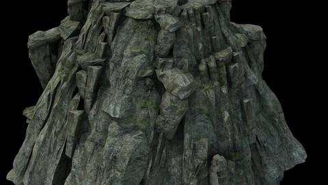 rocks 3D model  03