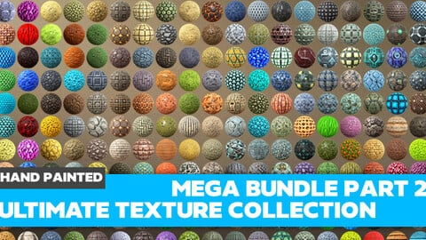 Ultimate Texture Collection - Mega Bundle Part 2