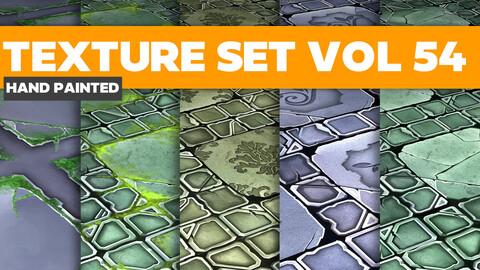 Tiles Vol.54  - PBR Textures