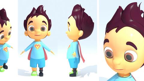 "Super Boy ""M"" Model"