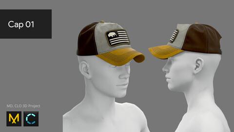 Cap 01 - Marvelous Designer, CLO 3D