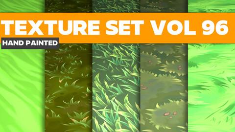 Grass Vol.96- PBR Textures
