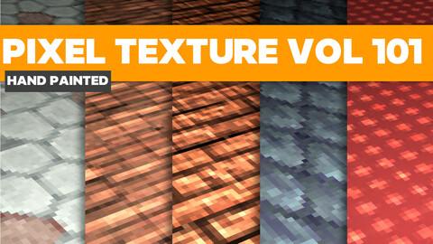 Pixel Vol.101 - PBR Textures