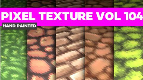 Pixel Vol.104 - PBR Textures