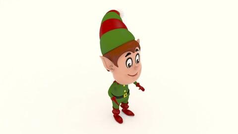 Santa Clauz Elf - 2