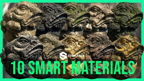 10 High Quality Rock Smart Materials