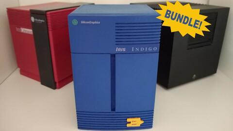 Raspberry Pi Cases Bundle 3D print model