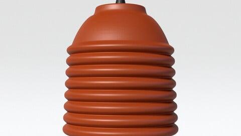 Touch Pendant Lamp Horizontal