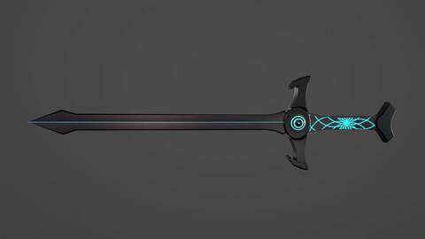 Sci-Fi Sword