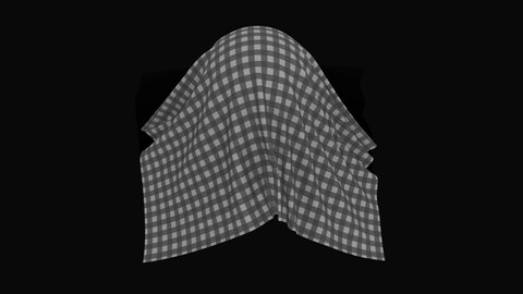 Substance Painter - Material Fabric_A_01 / .Sbsar