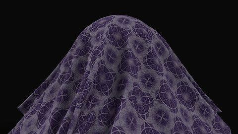 Substance Painter - Material Fabric_A_03 / .Sbsar