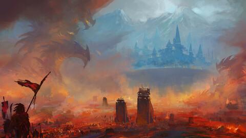 Gondolin falls