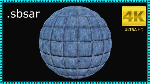 Fabric Jean Material Design