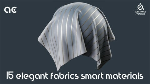 Elegant Fabrics Smart Materials Collection | 15 Smart Materials