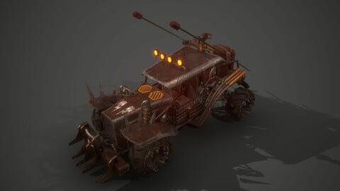 Apocalyptic Vehicle Buggy