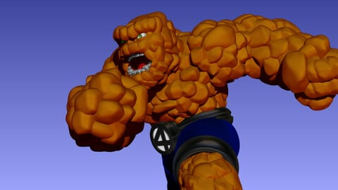 THE THING / BEN GRIMM