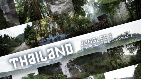 Thailand - Jungles 2