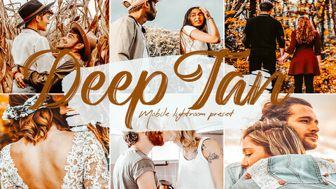 Deep Tan Lightroom Presets