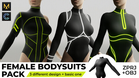 Bodysuits pack