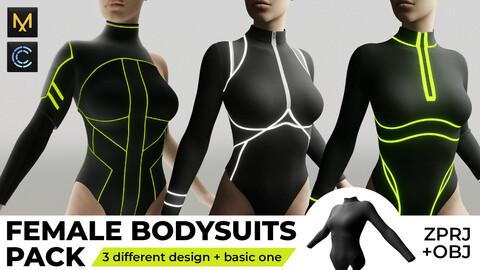 Bodysuits pack
